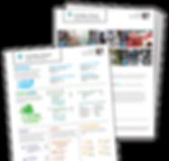 neighbourhood reports, address reports, real estate agent branding