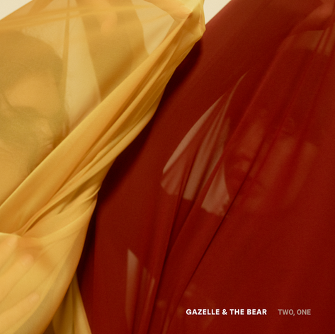 Gazelle & the Bear Two, One Cover copy 2
