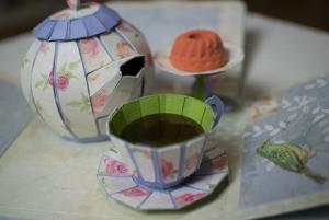 Tea time in a box