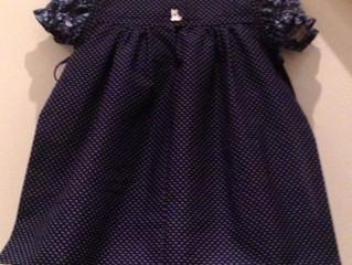 Ein Kleidchen...