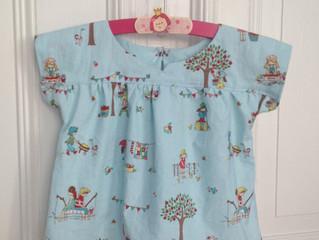 Ice cream blouse