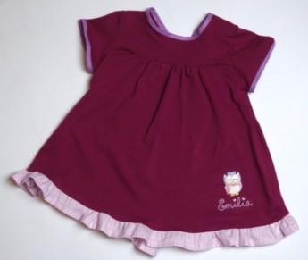 Baby dress Emilia