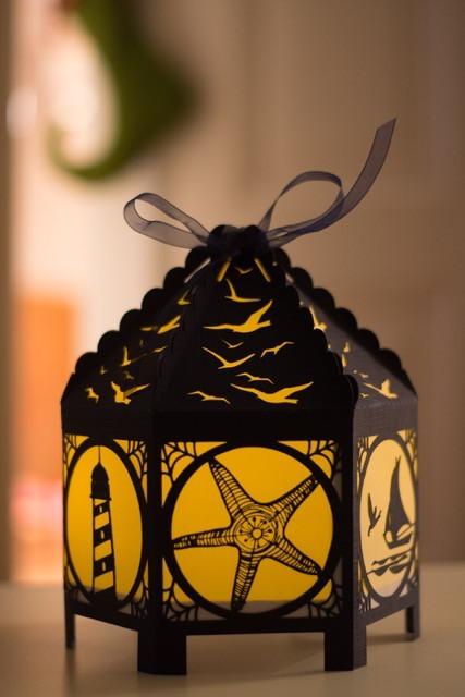 Sealife Lantern