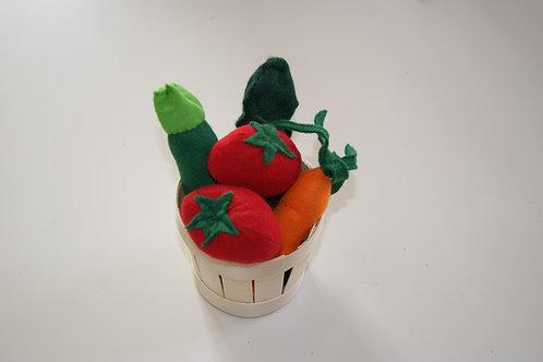 Panier Légumes 5 pièces