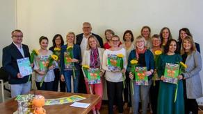 Hocus&Lotus in Germania, un valido aiuto per i bambini rifugiati di guerra e immigrati, un pezzo