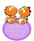 Baby Dinocrocs