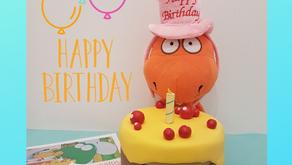 Happy Birthday Hocus!