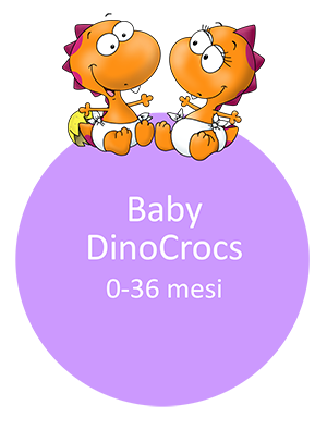 Baby Dinocrocs Hocus and Lotus