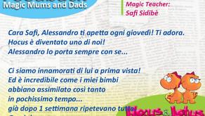 Feedback Magic Mums and Dads