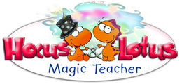 Hocus&Lotus Magic Teacher