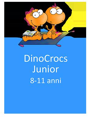 Dinocrocs Junior Hocus and Lotus