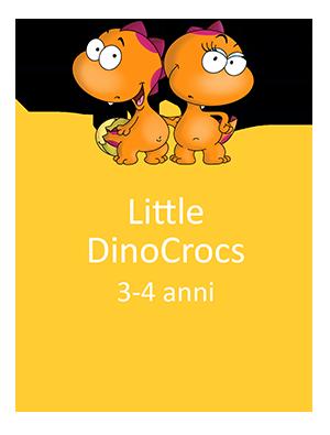 Little Dinocrocs Hocus and Lotus