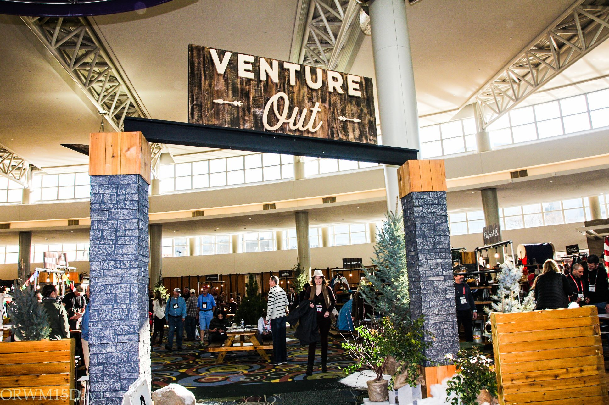 Venture Out @ Outdoor Retailer