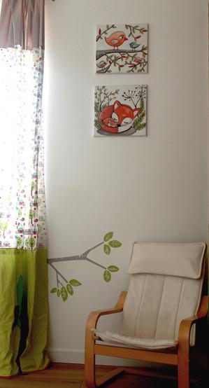 Chambre Élisa 2