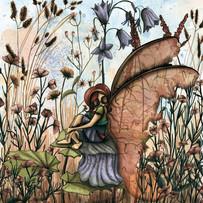 """Carte postale """"La Princesse Palatine""""_ 3"""