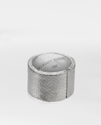 Pre-order Gaffa Tape 10MM ring in Silver