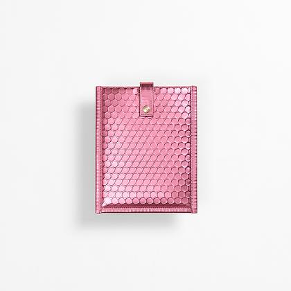 Bubblewrap Sleeve Liten, Coral Pink.