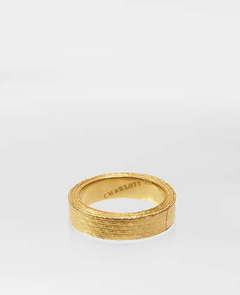 Pre-order Gaffa Tape 5MM ring in Gold