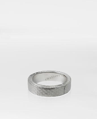 Pre-order Gaffa Tape 5MM ring in Silver