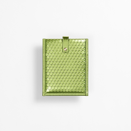 Bubble Wrap Sleeve Liten, Lime.
