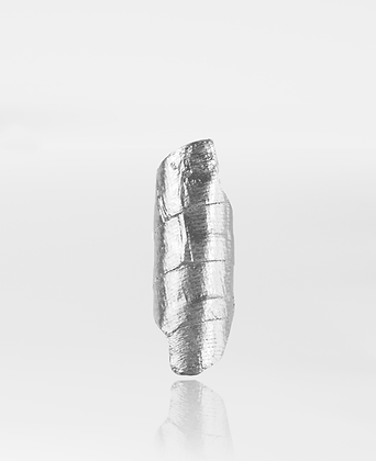 Pre-order Gaffa Taped finger ring in Silver