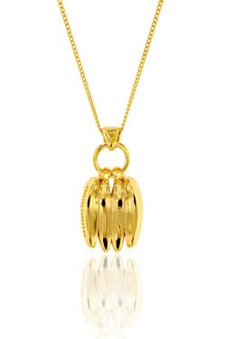Chiquita Quad Necklace