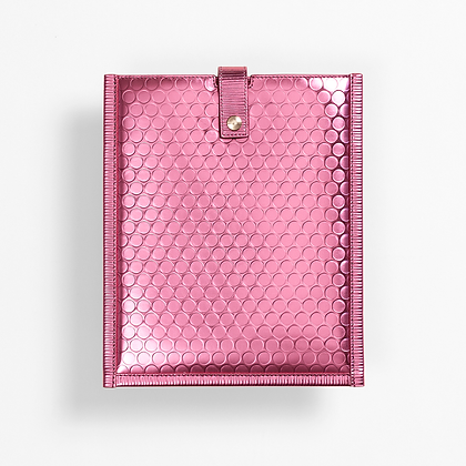 Bubble Wrap Sleeve Luft, Pink Coral.