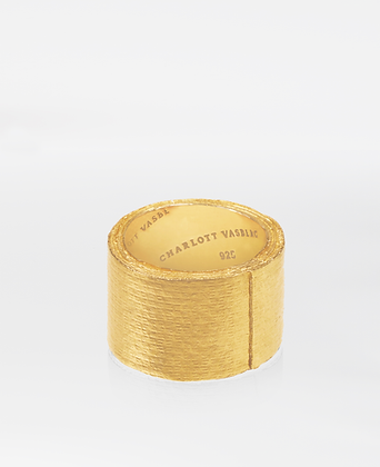 Pre-order Gaffa Tape 10MM ring in Gold