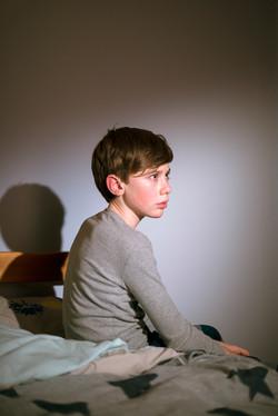 Still Photograph from Short Film