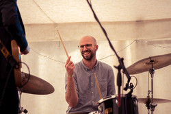 The Laughing Drummer