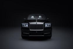 Rolls Royce Model Car