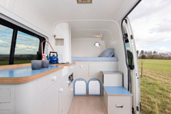 This Moving House Camper Van