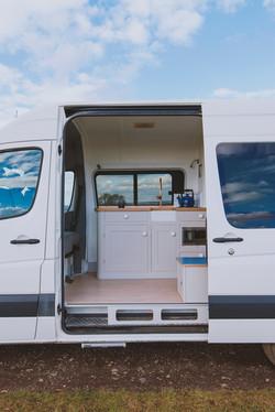 Camper Van Photograph