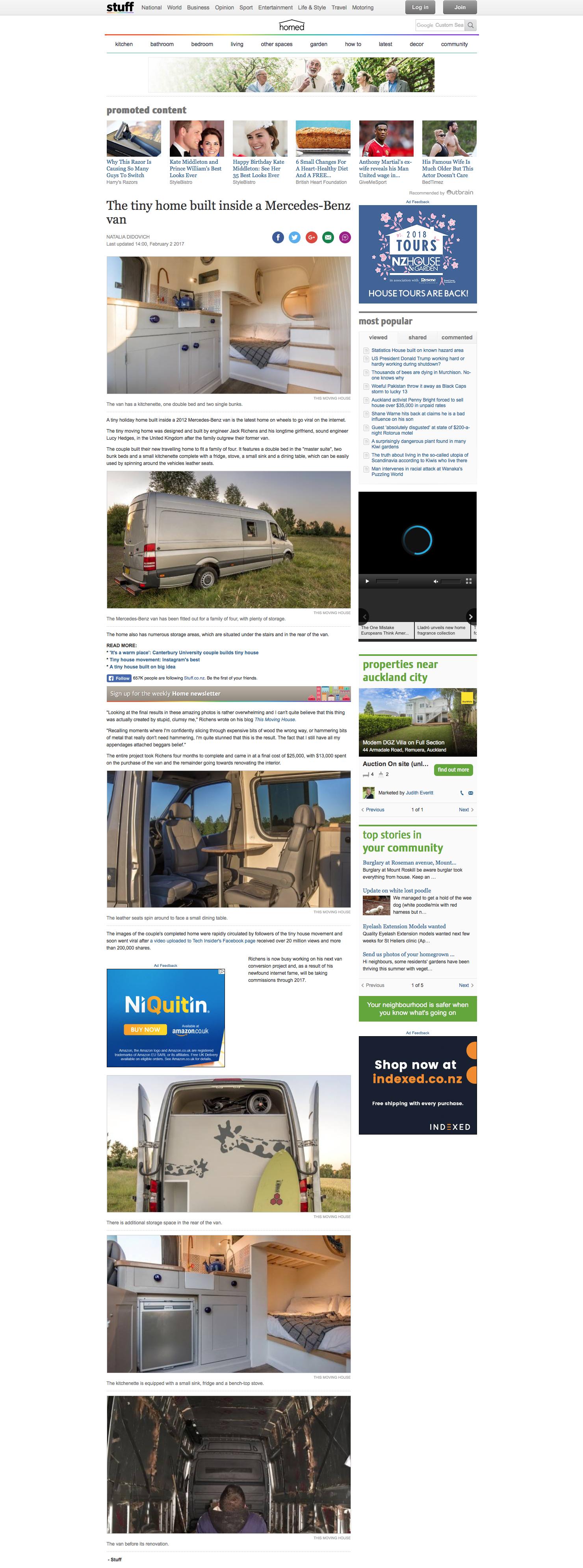 Camper Van Press