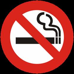 Rauchverbot in Fahrzeugen