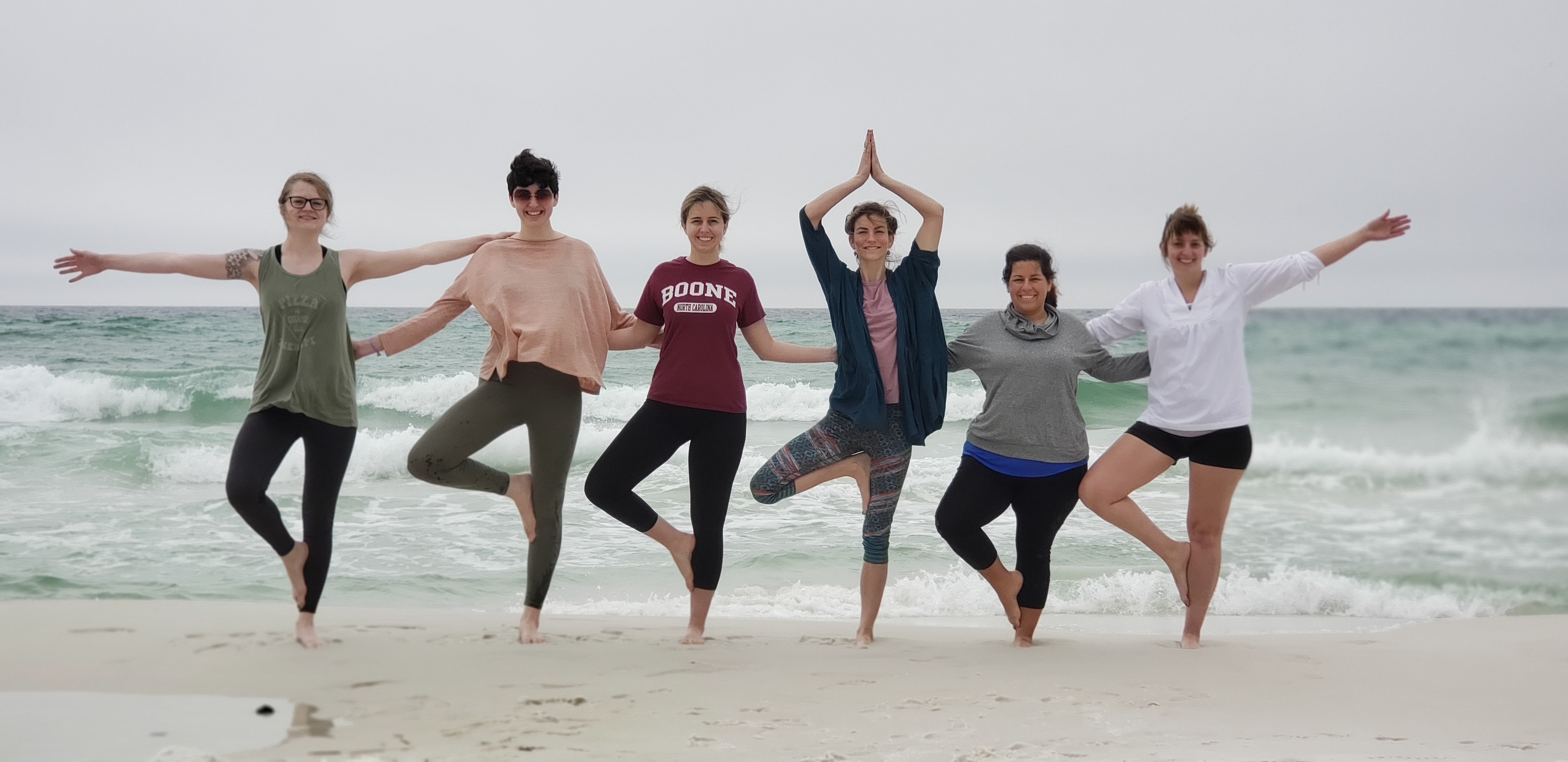 Private Group Yoga Session