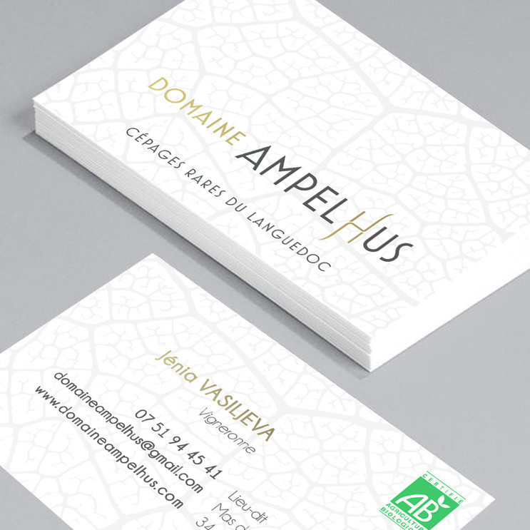 Domaine AMPELHUS carte