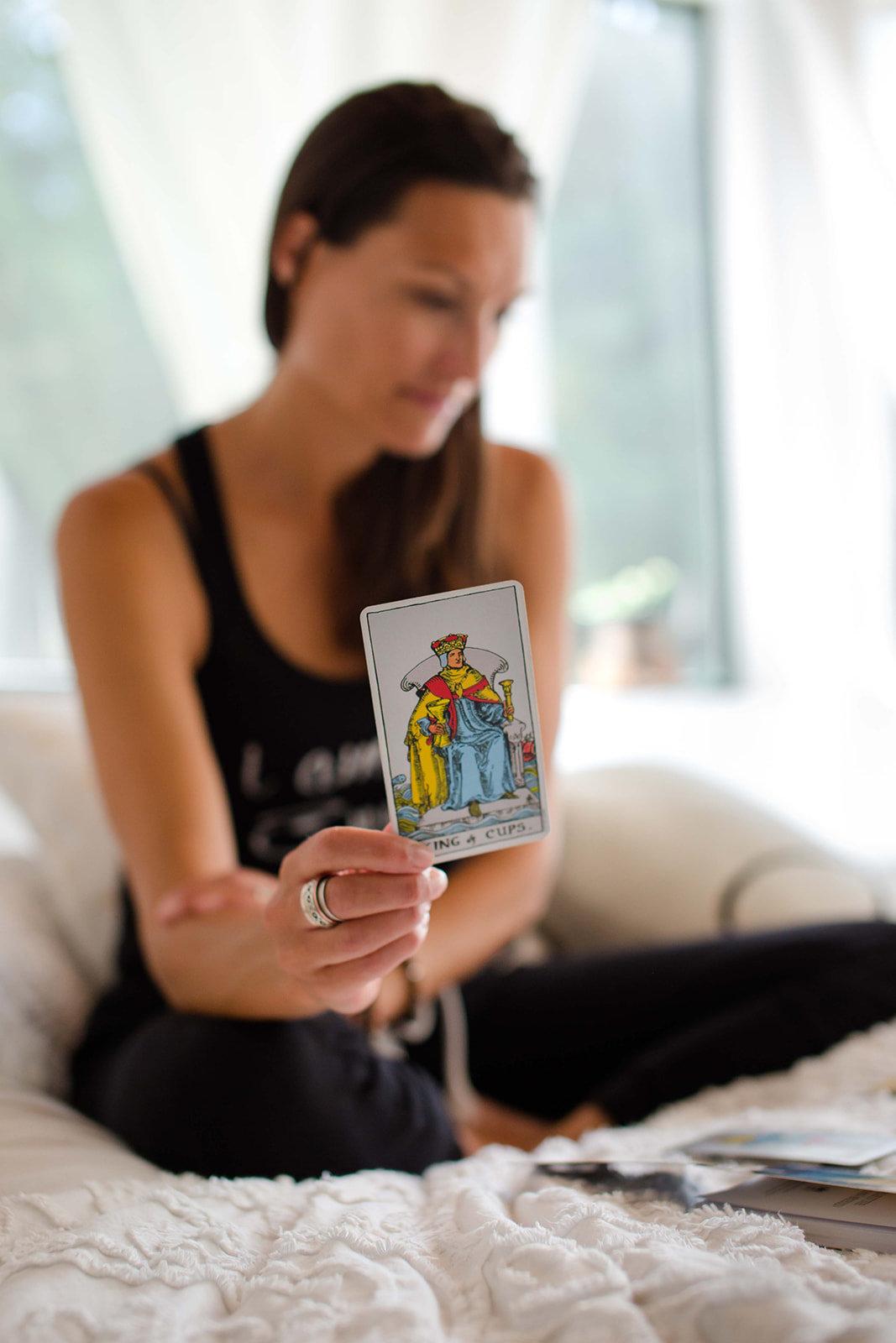 Intuitive Tarot Reading