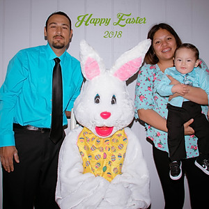 Easter Barajas Family