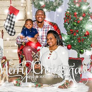 Higgins Christmas Photos