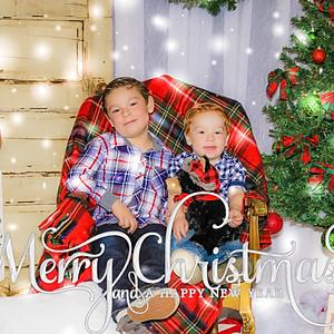 Barretto Kids Christmas