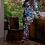 Thumbnail: Multi Color Pencil Pant Suit