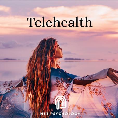 Telehealth @ Net Psychology
