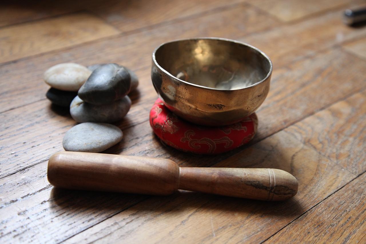 Bol tibétain, bol chantant
