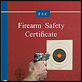 The BFSC (Basic Firearms Safety Certificate) Booklet
