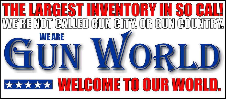 Gun World ion Burbank California Los Angeles Best Gun Store