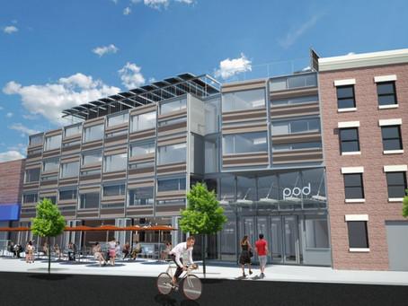 EnterpriseCC awarded a Williamsburg Pod Hotel