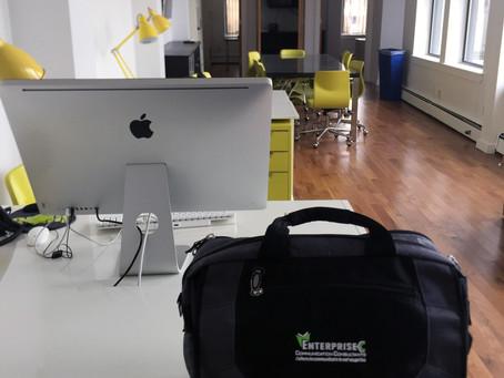 Creative Office Space Upfit