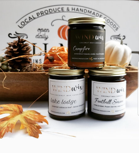 Fall Collection in 8 oz jar