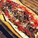 1/2 Pizza Steak